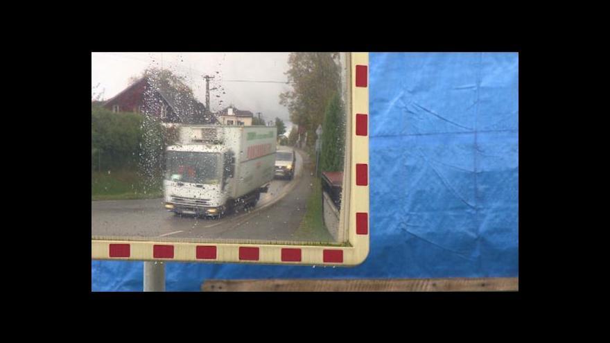 Video Žernov uspěl se stížností na objížďku