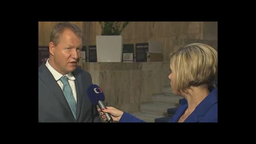 Video Ministr zdravotnictví Němeček k útoku ve Žďáru nad Sázavou