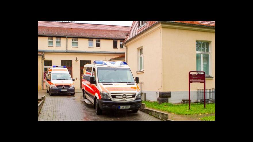 Video Ebola zabíjela v Lipsku