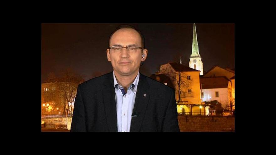 Video Pavel Šrámek: Chceme rozbít poměry na plzeňské radnici