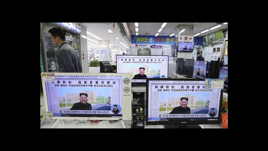 Video Kim Čong-un je zpět - aspoň podle médií