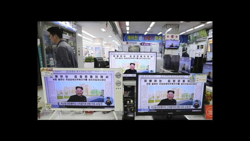 Video Nové fotografie Kim Čong-una