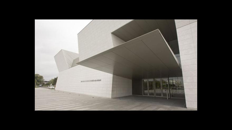 Video V Torontu otevřeli první muzeum islámského umění v Severní Americe