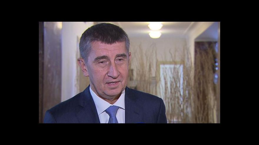 Video Babiš: Pan premiér by si měl udělat pořádek ve vlastní straně