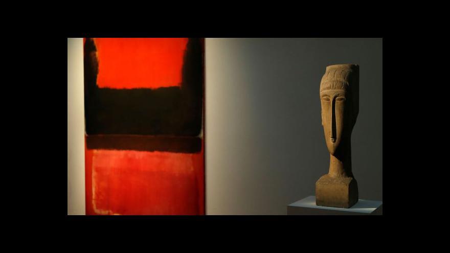 Video Sotheby's chystá aukci roku