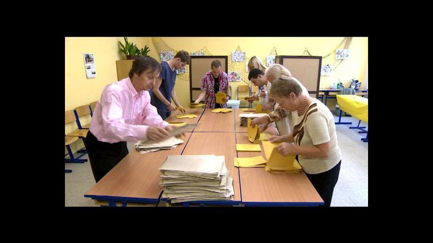 Video Volební hlas? Dobrý zdroj příjmu. Podezření řeší policie