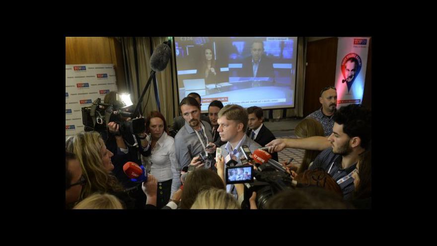 Video V Praze začala koaliční jednání