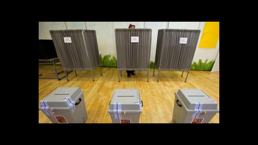 Video Průběh voleb, 12:00