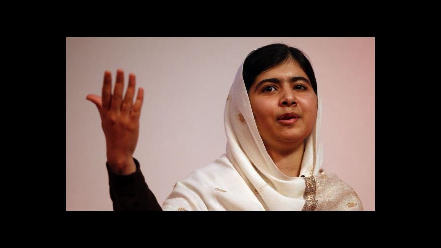 Video Petra Procházková: Vzepřít se režimu bylo od Malaly odvážné