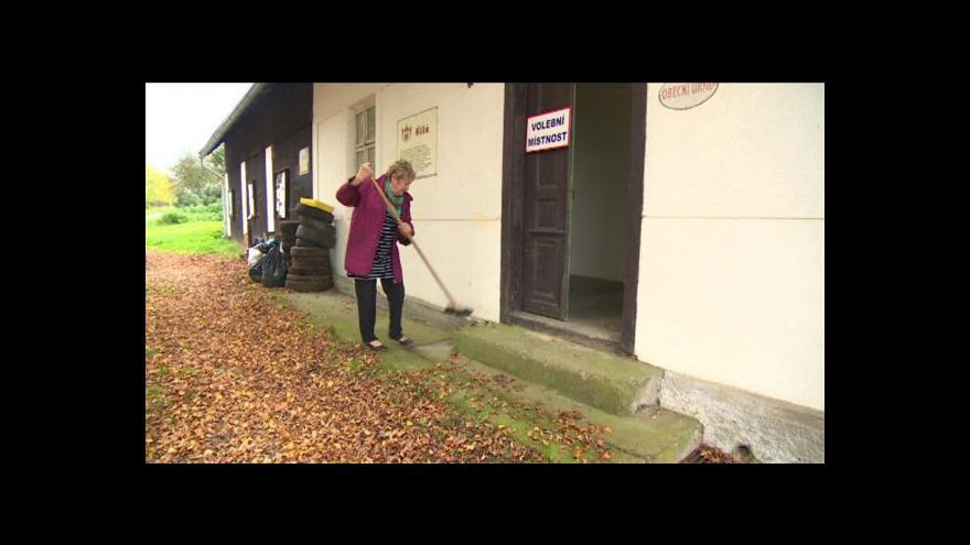 Video Čilá - Obec s 18 obyvateli a nejvyšší volební účastí