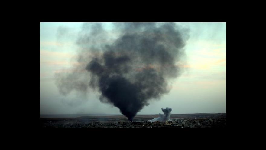 Video Szántó: Význam Kobani je spíš symbolický než strategický