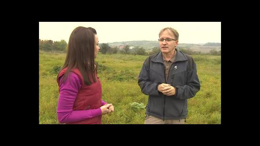 Video O návratu jara do Podyjí hovoří Petr Lazárek ze správy parku