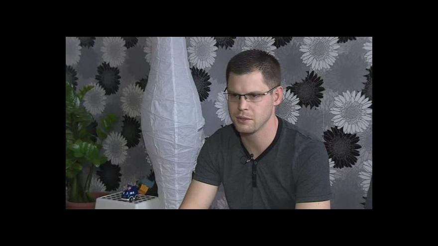 Video O zkušenosti s Bechtěrevovou nemocí hovoří Tomáš Janeček