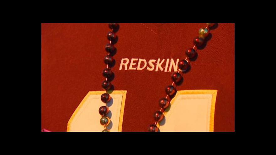 Video Boj o Redskins pokračuje