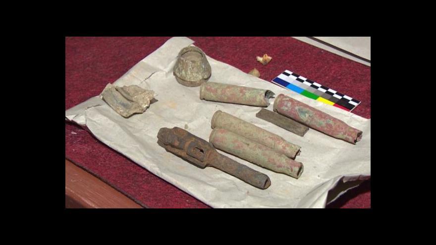 Video Archeologové našli místo exploze muničního vlaku
