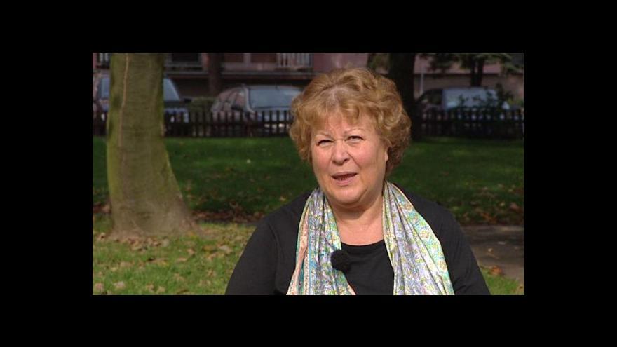 Video Marie Adámková: Jsem ráda, že jsme se dokázali bránit