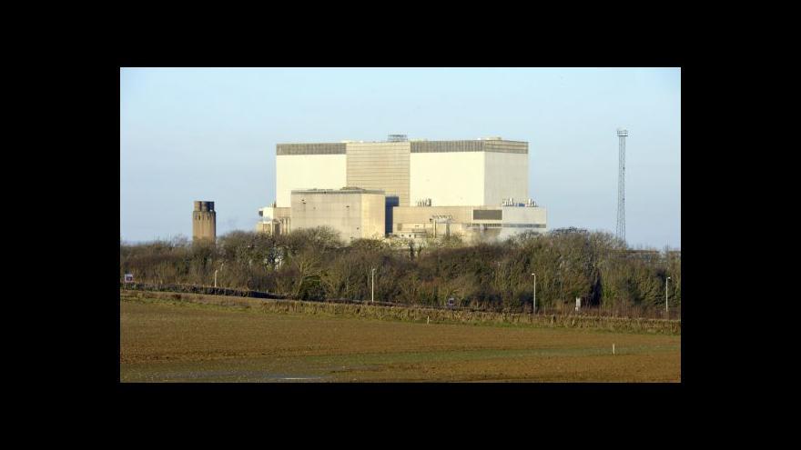 Video EU posvětila výstavbu britské jaderné elektrárny