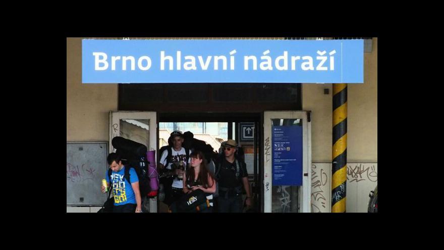 Video Zastupitelé schválili smlouvy o pozemcích pro nádraží v Brně