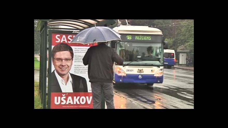 Video Horizont: Lotyšské volby ve stínu mocného souseda