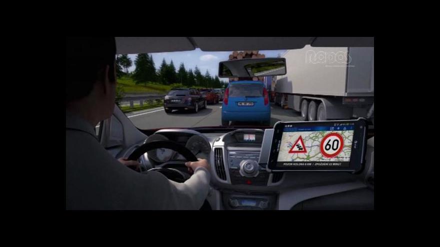 Video Systém Rodos může řidičům ušetřit miliardy