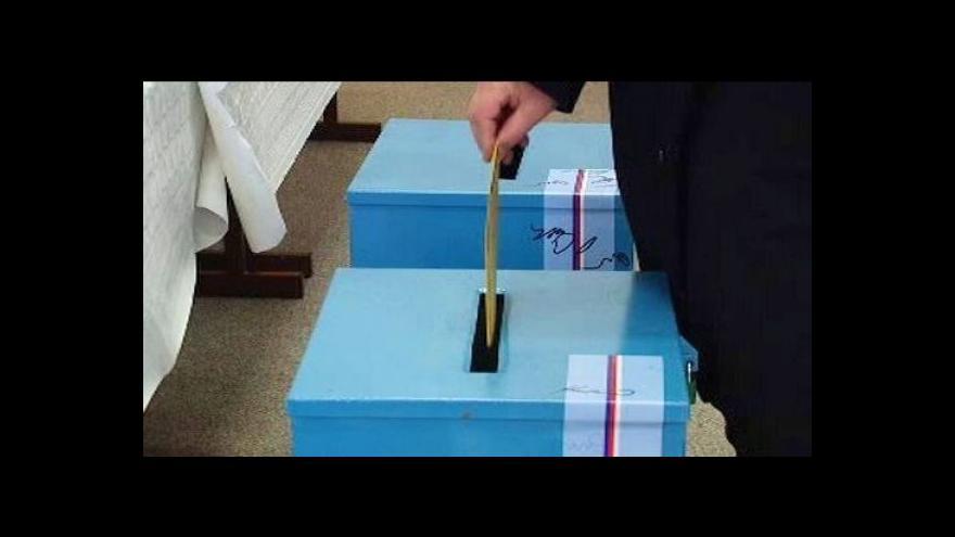 Video Události: Volební týden začal