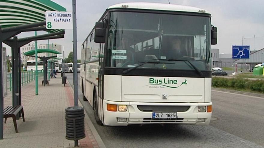 Video Události v regionech: Královéhradecký kraj se dohodl s autobusovými dopravci