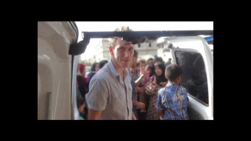 Video IS vyhrožuje zabitím dalšího Američana