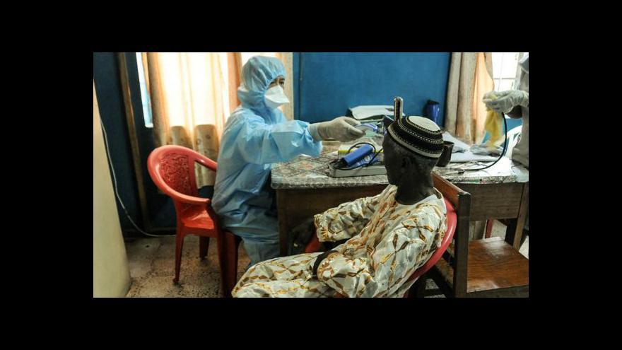 Video Sierra Leone hlásí novou vlnu úmrtí