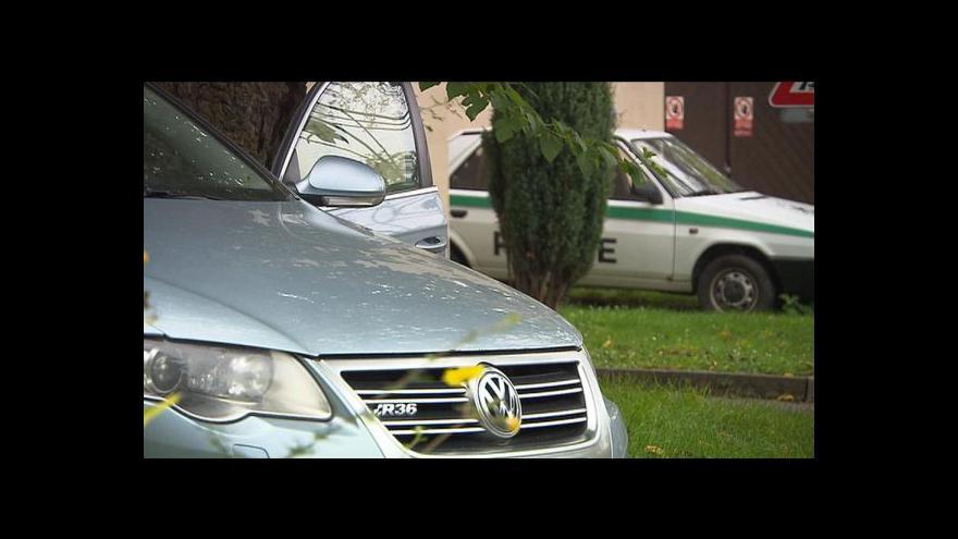 Video Události: Obměna policejního vozového parku