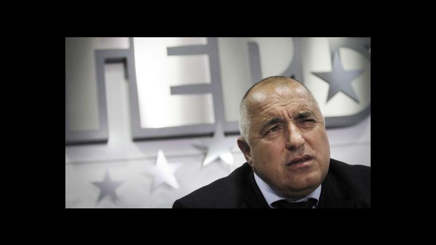Video Volby podle prvních odhadů vyhrála strana Bojka Borisova