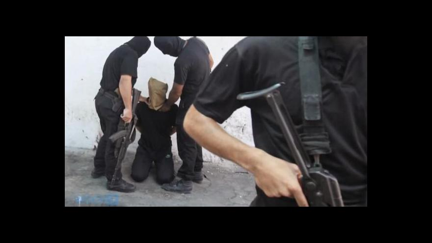 Video Události: Síť informátorů izraelské rozvědky Šin Bet