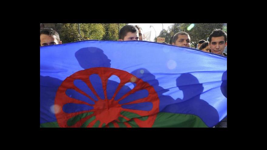 Video Komise žádá po ČR vysvětlení ohledně Romů