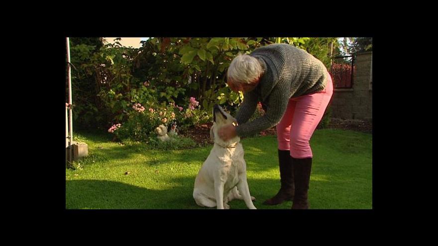 Video Sama prožila tragédii – nyní chce pomoci jiným