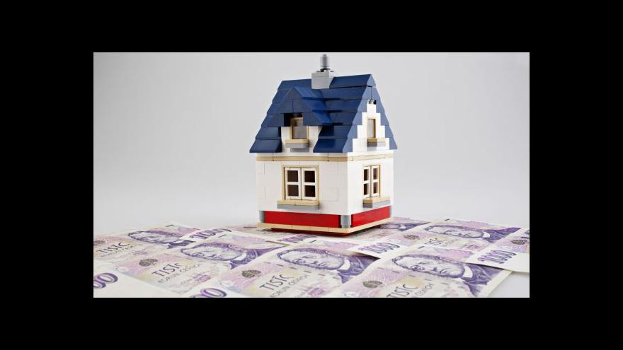 Video Reportáž: Češi mají zájem o hypotéky