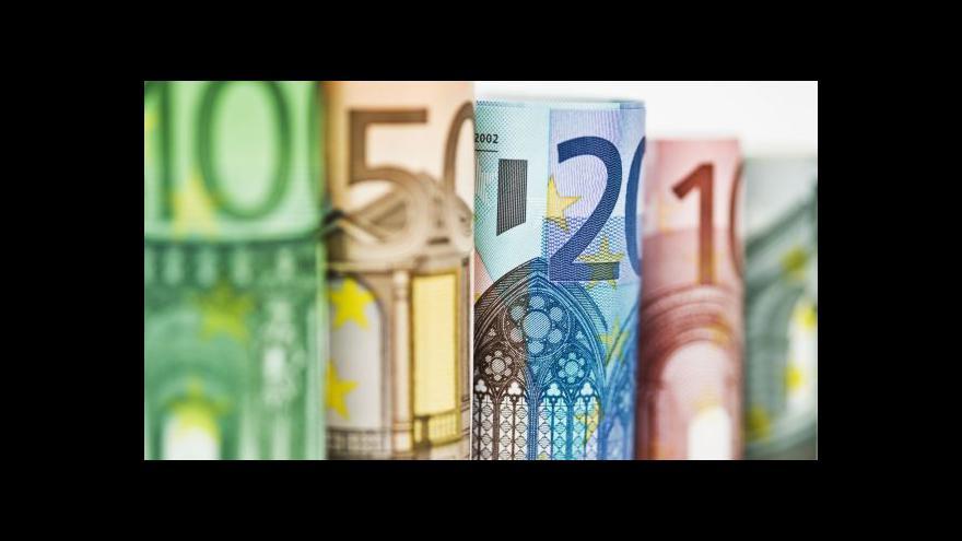 Video Čerpání evropských dotací na webu ČT24