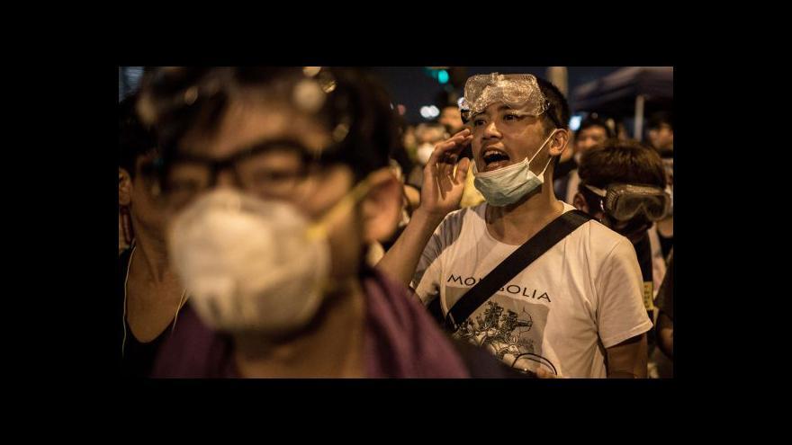 Video Události v Hongkongu mohou ovlivnit směřování země na desítky let