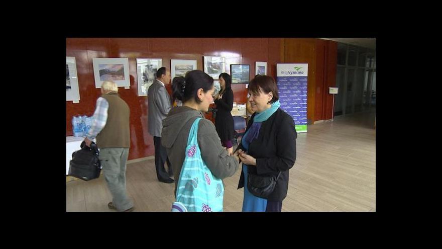 Video Ombudsmanka vyrazila blíže k lidem, její první zastávkou se stala Jihlava