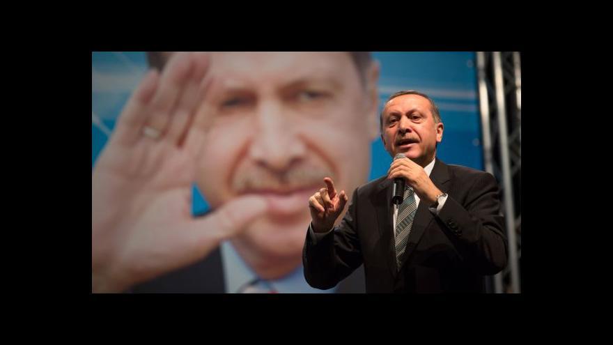 Video Zpravodaj ČT Szántó o Turecku: Probouzí se spící obr