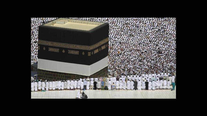 Video Arabista: historie pouti do Mekky je delší než tradice islámu
