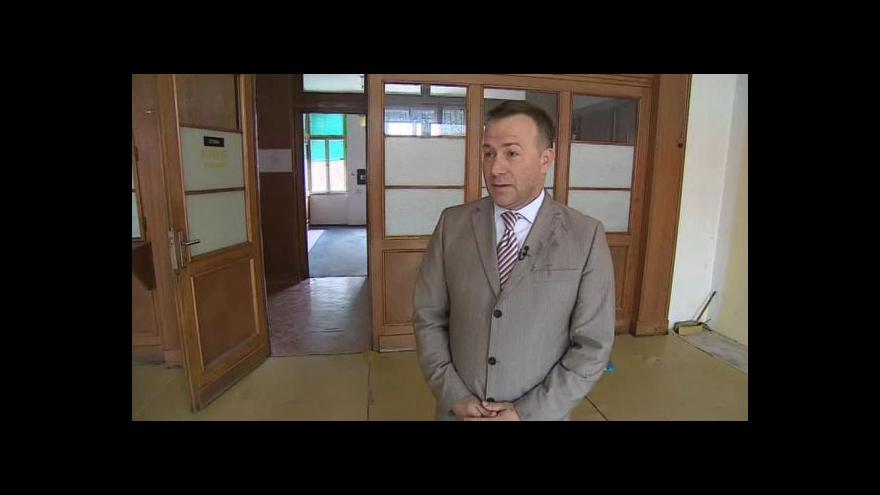 Video O plánech nájemce hovoří manažer Miroslav Harašta