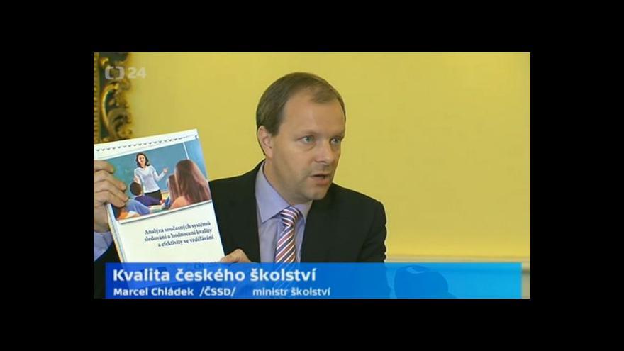 Video MŠ rozjíždí debatu o českém školství