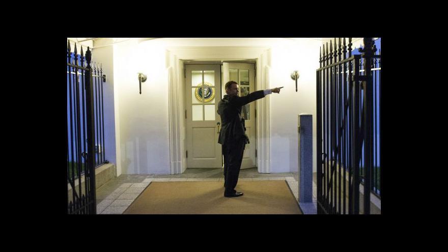 Video Šéfka Obamovy ochranky vysvětlovala pochybení strážců