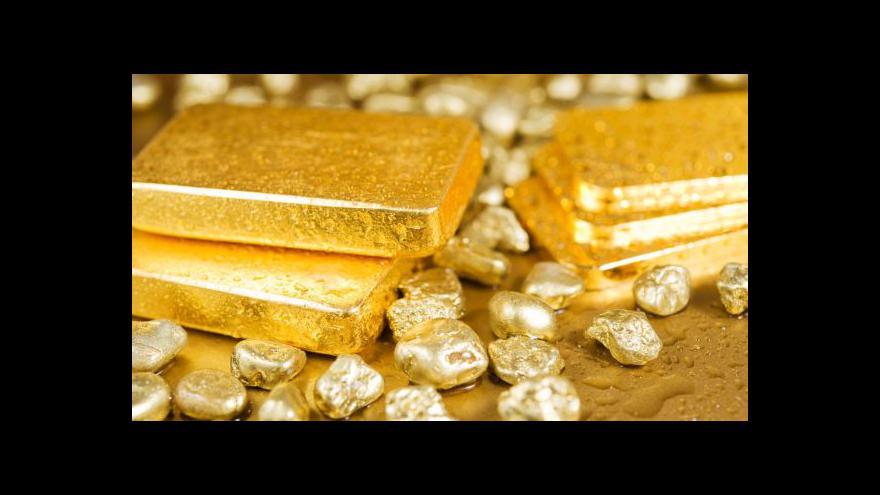 Video Zlato investory netáhne. Kupujte diamanty, radí analytici
