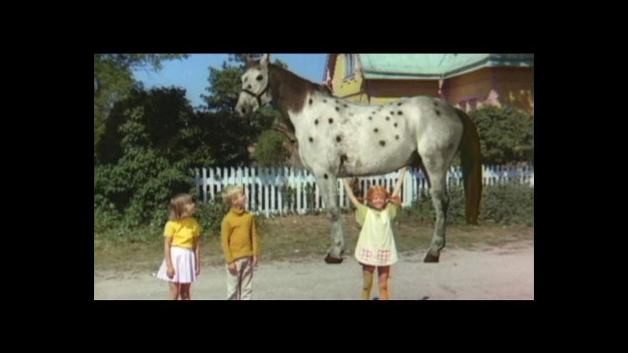 Video Pipi Dlouhá punčocha bez rasistických výrazů