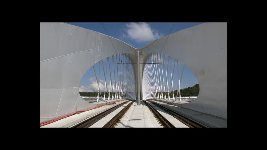 Video Řidičům začne tunel Blanka sloužit už 2. prosince