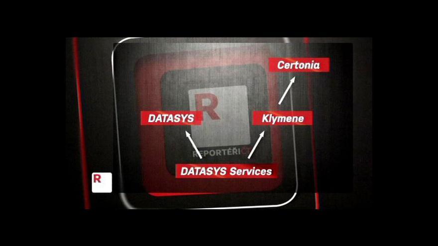 Video Z firmy Datasys odtéká část peněz do daňového ráje