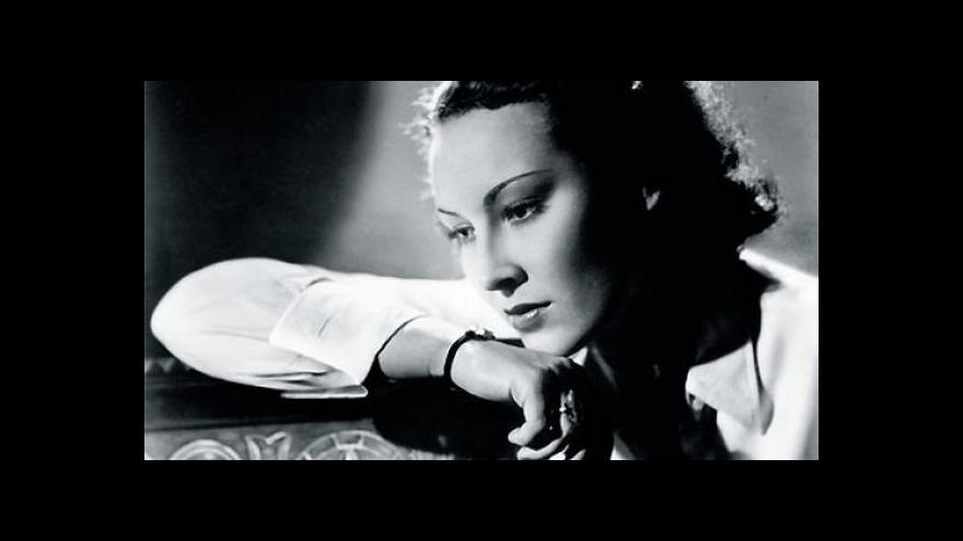 Video UKÁZKA: Lída Baarová - zkáza krásou