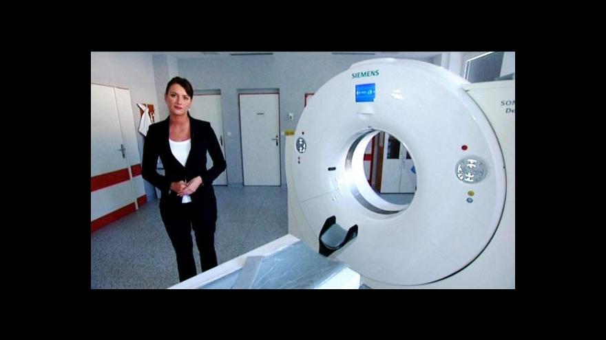 Video Události ČT o auditech MF v nemocnicích