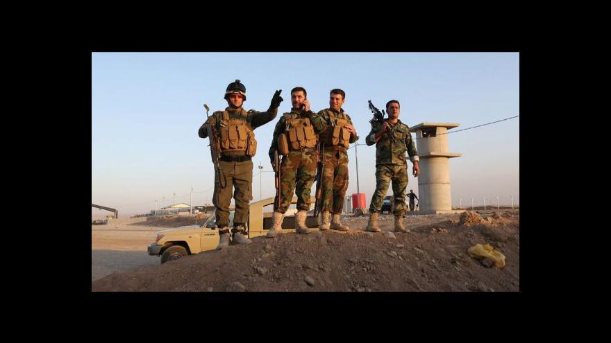 Video Spojenci zničili další ropné rafinerie pod kontrolou islamistů