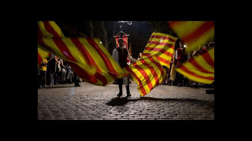 Video UDÁLOSTI: Katalánsko ve skotských stopách